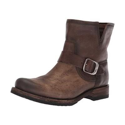 Frye Women's Veronica Bootie Ankle Boot, Stone, 7 Medium US