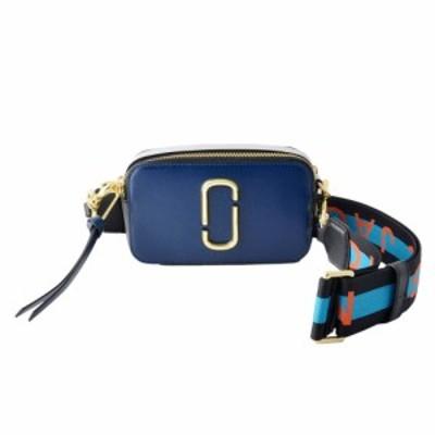 マークジェイコブス Marc Jacobs バッグ ショルダーバッグ クラッチ M0014146-455 Snapshot Blue Sea Multi ブルー系マルチ