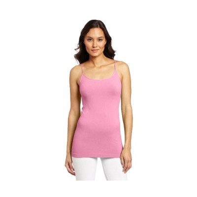 skinnytees the diet you wear Women's Skinny Cami, Bubble Gum, One Size