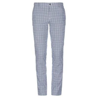 MASON'S チノパンツ  メンズファッション  ボトムス、パンツ  チノパン ブルー