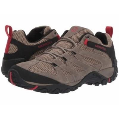 Merrell メレル メンズ 男性用 シューズ 靴 ブーツ ハイキング トレッキング Alverstone Boulder【送料無料】