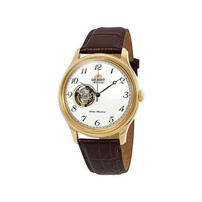 腕時計 オリエント メンズ RA-AG0013S10B Orient Classic Automatic White Dial Men's Watch RA-AG0013S10