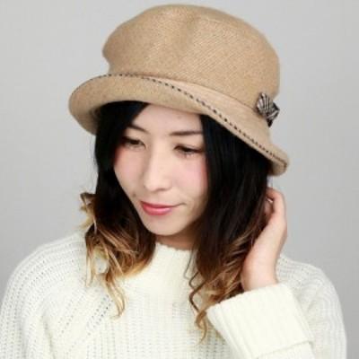 DAKS ハット ウール素材 レディース 帽子 お洒落 ミセス セーラーハット チェック ハット リボン 英国ブランド 日本製 エレガント ダック