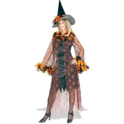 ハロウィン コスプレ 魔女 仮装 大人 FEATHERED WITCH 57003 衣装 コスチューム ハロウイン イベント ハロウィーン