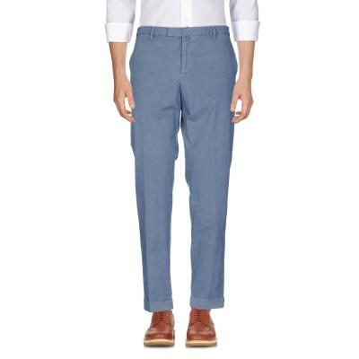 BRIGLIA 1949 パンツ ブルー 40 コットン 96% / ポリウレタン 4% パンツ