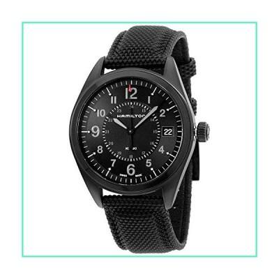 Hamilton Khaki Field Quartz Movement Black Dial Men's Watch H68401735並行輸入品