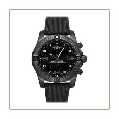 Breitling Exospace B55 Quartz (Battery) Black Dial Mens Watch VB5510H11B1W1【並行輸入品】
