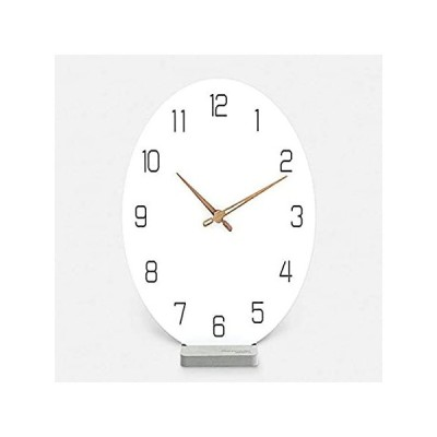 送料無料 XYSQWZ Wall Clocks Large Clock 18 Inch European Fashion Mute Metal Round Op
