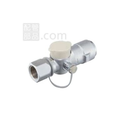 光陽産業:都市ガス用 フレキUねじガス栓 I型タイプ 型式:G331 DP5 15A×Rc1/2