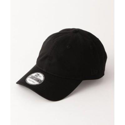 green label relaxing / [ 別注 ][ ニューエラ ][ NEW ERA ] SC N/E ハンドウォッシュ コットン キャップ WOMEN 帽子 > キャップ