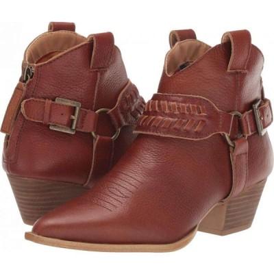 ディンゴ Dingo レディース ブーツ シューズ・靴 Keepsake Cognac