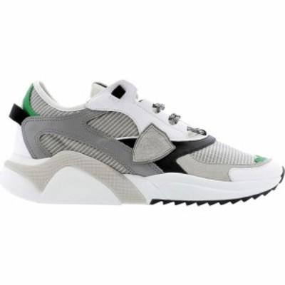 フィリップモデル Philippe Model メンズ スニーカー シューズ・靴 Eze Sneakers Grey