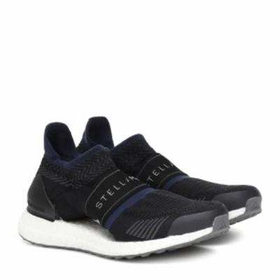 アディダス Adidas by Stella McCartney レディース スニーカー シューズ・靴 Ultraboost X 3D sneakers Black-White/Night Indi