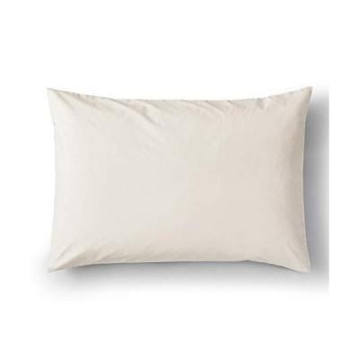 オフタイム(offtime) 枕カバー 綿100% ベージュ 43X63cm AJ001P 2個セット