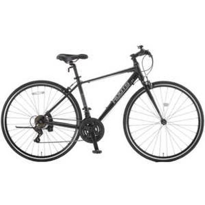 アサヒサイクル 700×28C クロスバイク ROOTS ルーツL21(パールブラック/外装21段変速)【組立商品につき返品不可 】 パールブラック SR700B
