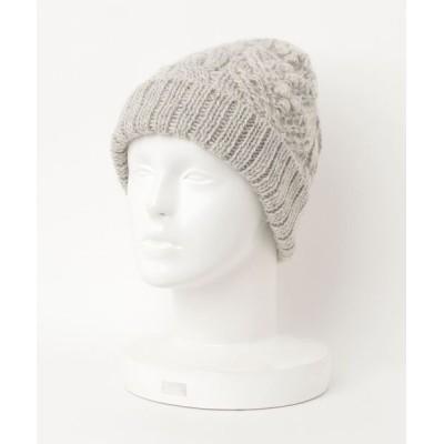 ZOZOUSED / ニットキャップ WOMEN 帽子 > ニットキャップ/ビーニー
