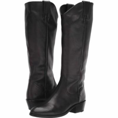フライ Frye レディース ブーツ シューズ・靴 Carson Pull-On Black Leather
