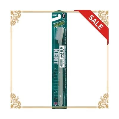 KENT 極細軟毛歯ブラシ [超やわらかめ・ラージヘッド]6本セットKNT-3031
