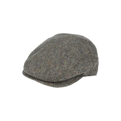 ボルサリーノ BORSALINO 帽子 ミリタリーグリーン 56 バージンウール 100% 帽子