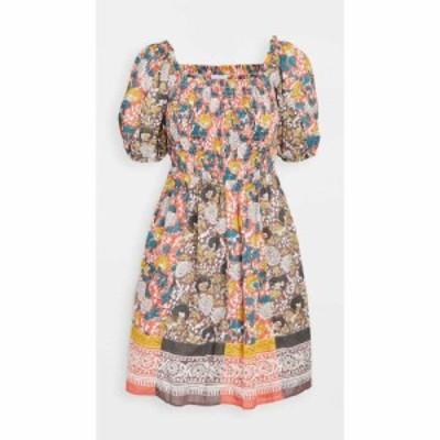 ベルベット グラハムandスペンサー Velvet レディース ワンピース ワンピース・ドレス taria dress Multi