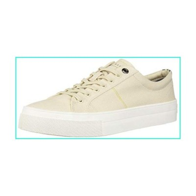 【新品】Ted Baker Men's Eshron Sneaker, White, 11 Regular US(並行輸入品)