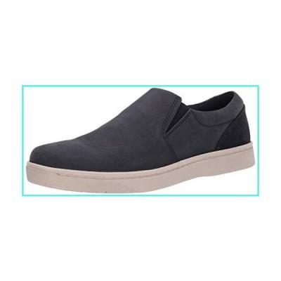 【新品】Clarks Men's Kitna Free Sneaker, Navy Nubuck, 110 M US(並行輸入品)