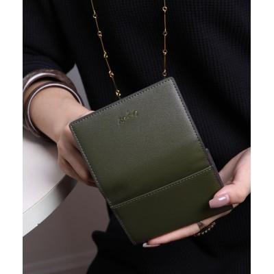 style code / 【Ungrid/アングリッド】スムース マルチカードケース WOMEN 財布/小物 > カードケース