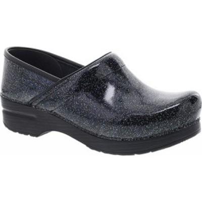 ダンスコ Dansko レディース クロッグ シューズ・靴 Professional Clog Glitzy Patent