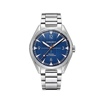 Men Automatic Watches Japanese Movement Sapphire Crystal Stainless Steel Me
