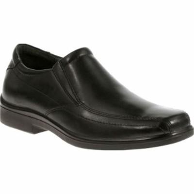 ハッシュパピー HUSH PUPPIES メンズ ローファー シューズ・靴 Rainmaker Waterproof Venetian Loafer Black Leather