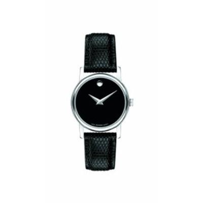 腕時計 モバード レディース Movado Women's Museum Watch
