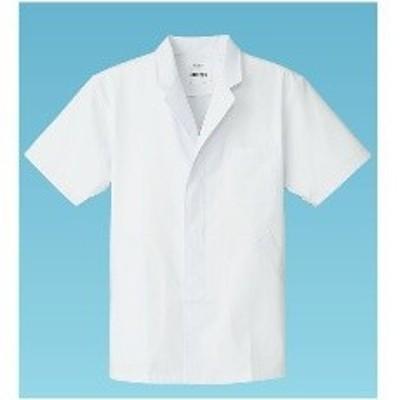 STY165 男性用調理衣 半袖 FA-312 3L:_