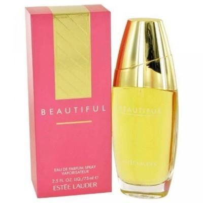 コスメ 香水 女性用 Eau de Parfum  Beautiful Perfume by Estee Lauder  2.5 oz Eau De Parfum Spray for Women 送料無料