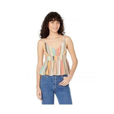O'Neill オニール レディース 女性用 ファッション ブラウス Kelby Stripe Tank Top - Multicolored
