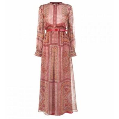 マックスマーラ Max Mara Studio レディース ワンピース ワンピース・ドレス Rane Fit Dress RED