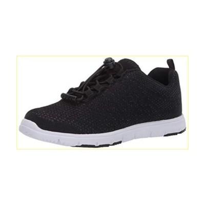 【並行輸入品】Prop〓t womens Travelwalker Evo Sneaker, Black, 10 X-Wide US