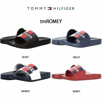 TOMMY HILFIGER(トミーヒルフィガー)スポーツ サンダル スリッパ メンズ tmROMEY