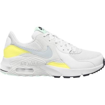 ナイキ スニーカー シューズ レディース Nike Women's Air Max Excee Shoes White/Yellow