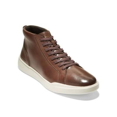 コールハーン メンズ スニーカー シューズ Men's Grand Crosscourt Modern Midcut Sneaker