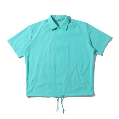エレッセ ellesse 半袖シャツ オーバーシャツ (MINT GREEN) 20SS-I