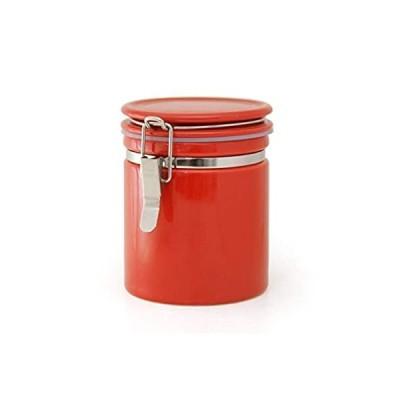 ZEROJAPAN コーヒーキャニスター150 トマト CO-150 TO
