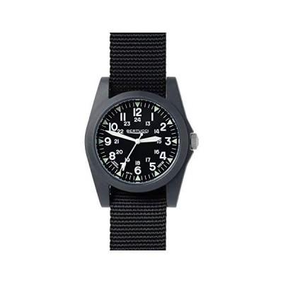 bertucci A-3P スポーツマンヴィンテージフィールドナイロンアナログクォーツメンズ腕時計 13350 by bertucci【並行輸