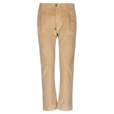 NINE:INTHE:MORNING パンツ キャメル 46 コットン 96% / ポリウレタン 4% パンツ