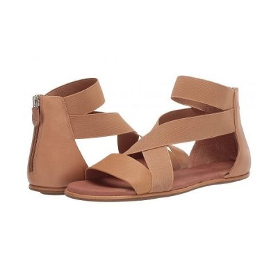Gentle Souls by Kenneth Cole レディース 女性用 シューズ 靴 サンダル Break Elastic Sandal - Tan Leather