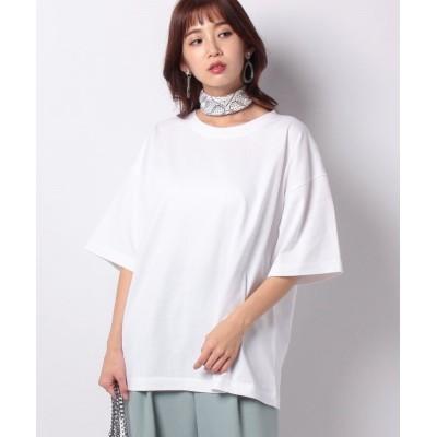 【コエル】 ユニセックスCOELTシャツ ユニセックス ホワイト F COEL
