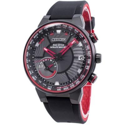 【送料無料】シチズン CITIZEN メンズ腕時計  海外モデル ECO-DRIVE SATELLITE エコドライブ GPS 衛生電波時計 CC3079-11E