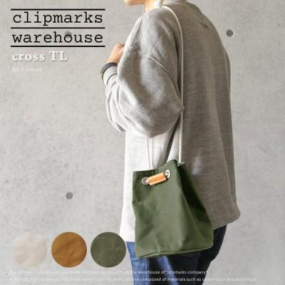 clipmarks warehouse クリップマークス ウェアハウス cross クロス メンズ レディース ユニセックス 巾着バッグ ミリタリーバッグ【クーポン対象外】