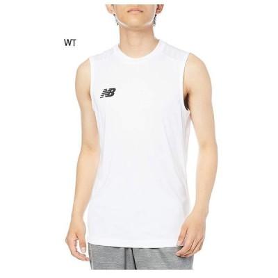 ニューバランス メンズ ノースリーブアンダーシャツ フィットネス トレーニングウェア トップス 吸汗速乾 EMT9114