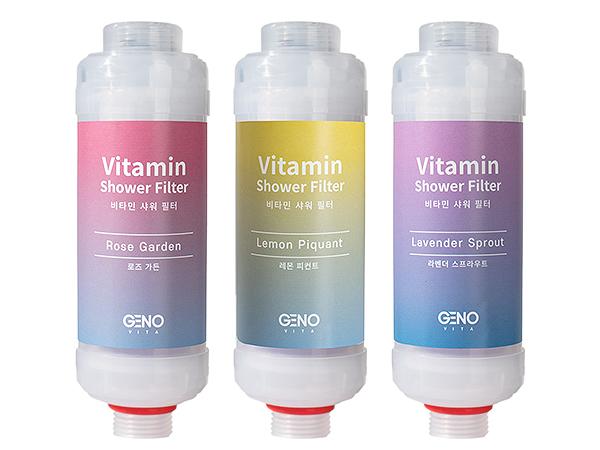 韓國 GENOVITA~沐浴香氛濾水器(170g) 款式可選【D171001】