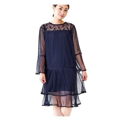 【フラワー/flower】 la sheer dress ~ラ・シアードレス
